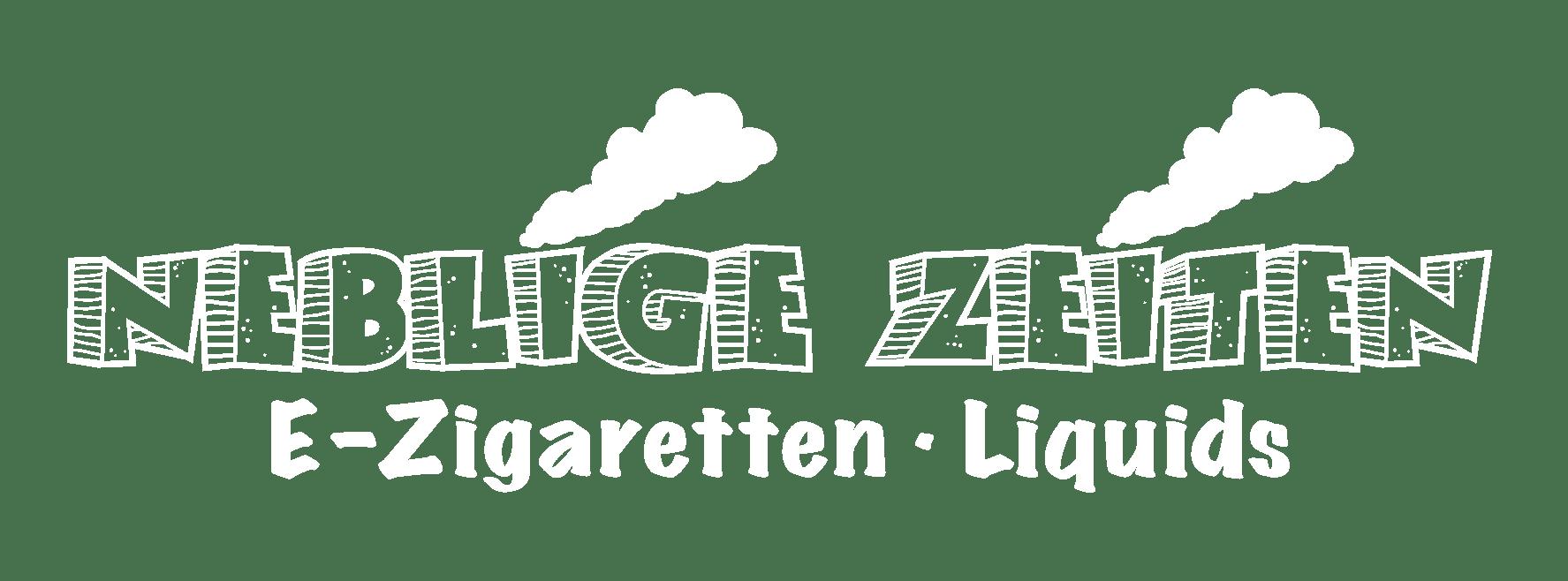Neblige Zeiten - E-Zigaretten - Liquids - Logo